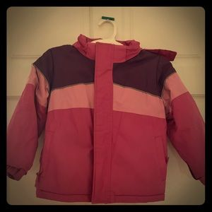 Girls Winter Coat - Size 5/6